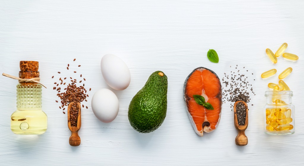 omega 3 and plant based diets